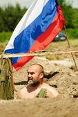 Battle of Bolimov  — Stock Photo