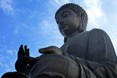 Tian Tan Buddha — Stock Photo