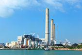 Enerji santrali — Stok fotoğraf