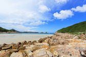 Sai Wan beach — Stock Photo