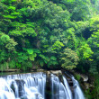 Waterfall in taiwan — Stock Photo