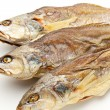 Stock Photo: Dried salt Fish