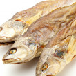 Dried salt Fish — Stock Photo