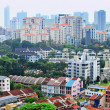 Residential downtown in Singapore — Stock Photo #12883149