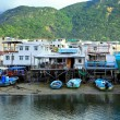 fishing village tai o in hong kong — Stock Photo