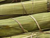 Rice dumpling for dragon boat festival — Stock Photo