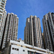 Apartment block in Hong Kong — Stock Photo #13327347