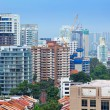 Residential area in Singapore — Stock Photo #13525137