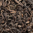 Black tea loose dried tea leaves — Stock Photo #13525145