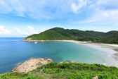 Sai Wan bay in Hong Kong — Stock Photo