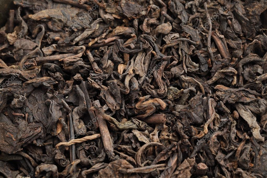 Black tea — Stock Photo #13717474
