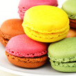 Colorful macaroon — Stock Photo #13834749