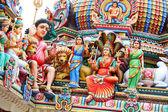 Statue der hindu-tempel — Stockfoto