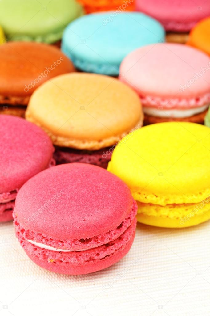 Colorful macaroon — Stock Photo #13834319