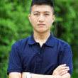Young chinese man — Stock Photo