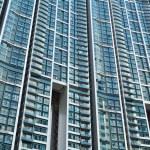 Hong Kong home building — Stock Photo