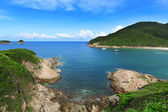 Sai Wan beach in Hong Kong — Stock Photo