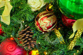 Christmas tree ornament — Stockfoto