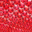 Red lanterns — Stock Photo #13995918