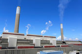 Coal fired power station — Stock Photo