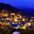 Jiu fen village at night, in Taiwan — Stock Photo #17648149
