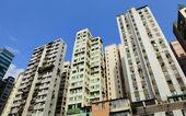 Hong Kong old building — Stock Photo