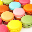Colorful macaroon — Stock fotografie #18016395