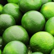 Green citrus fruit — Stock Photo #18016487