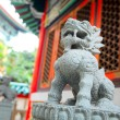Imperial Lion Statue — Stock Photo #18967623