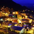 Jiu fen village at night, in Taiwan — Stock Photo #20868785