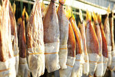 Dry salt fish — Stock Photo
