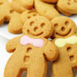 Royalty-Free Stock Photo: Gingerbread Man