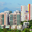 Stock Photo: Macao home building
