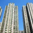 Apartment block in Hong Kong — Stock Photo #22820628