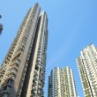 Apartment block in Hong Kong — Stock Photo #24136959