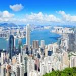 Hong Kong — Stock Photo #24137335