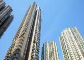 Apartment block in Hong Kong — Stock Photo