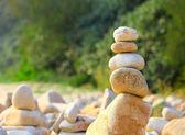 Balance rock — Stock Photo