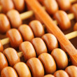 Abacus closeup — Stock Photo
