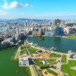 Macau skyline — Stock Photo