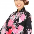 Japanese kimono woman — Stock Photo #24951693