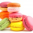 Colorful macaroon — Foto de stock #25028505