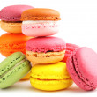 Stock Photo: Colorful macaroon