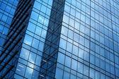 Facade of building — Stock Photo