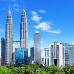 Kuala Lumpur skyline — Stock Photo #25208227