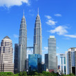 KualLumpur city in daytime — Stock Photo #25742175