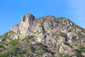 Lion rock mountain in Hong Kong — Foto Stock
