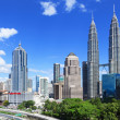 KualLumpur skyline — Stock Photo #26373815