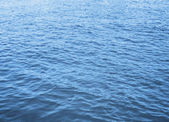 Blue water surface of sea — Stock Photo
