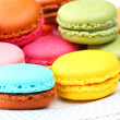 Stock Photo: Colorful macaron